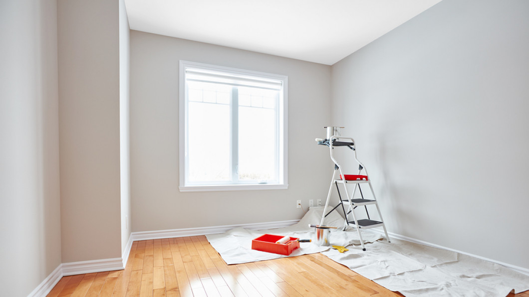 Refresh the Paint Inside Your Home